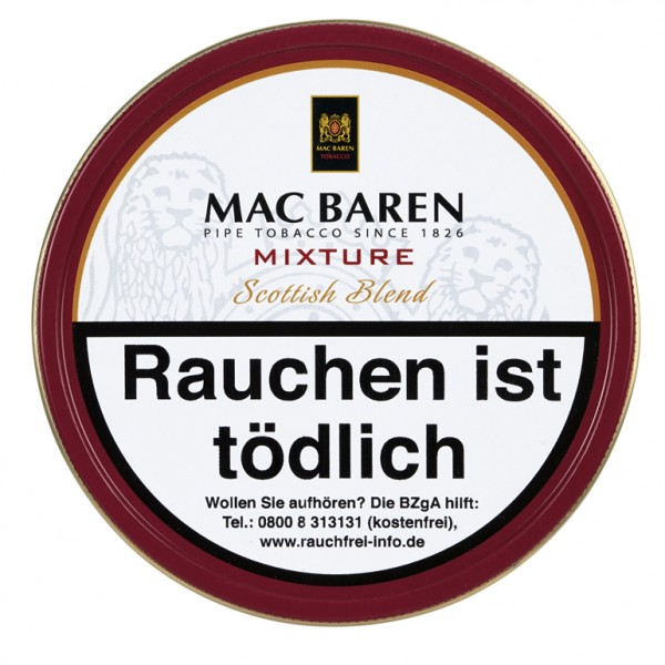 Mac Baren Mixture Scottish Blend