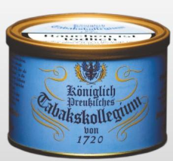 Königlich-Preußisches Tabakskollegium 1720 -blau-